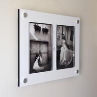 Large acrylic wedding gift photo frames, acrylic retailer general merchandise