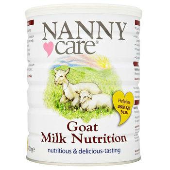 Nanny Care Goat Milk Nutrition - Buy Infant Milk Powder Brand Product on  Alibaba com
