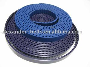 timing belt for knitting machine