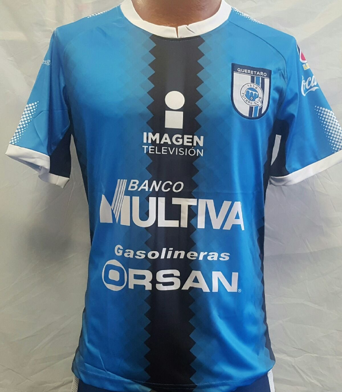 50b315f9c Get Quotations · New! Club Deportivo Queretaro FC Gallos Home Generica  Jersey Size Small