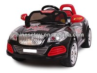 R/C & Foot-step Ride On Car with Music and Light Ride On Car Toy for Kids