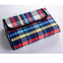 folding portable travel picnic blanket waterproof camping mat for outdoor garden