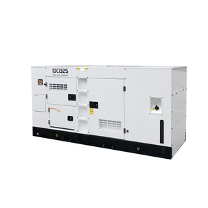 Stable Quality 100Kw 125Kva DieselSet Low Noise Generators Dynamo Generator Price With Cummins Engine
