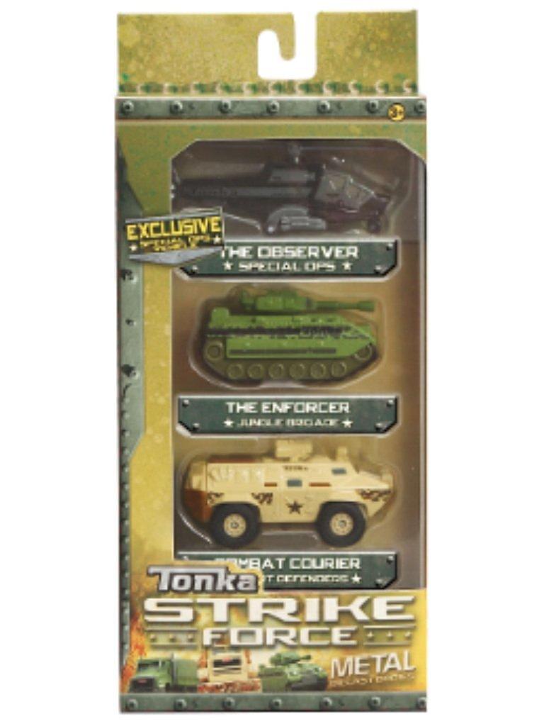 Tonka Strike Force Desert Defenders Combat Courier