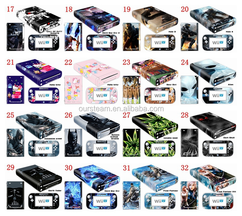 Hot selling Vinyl Decal stickers for xbox one stickers for PS3 skins for xbox 360 for Playstation 4 console skins
