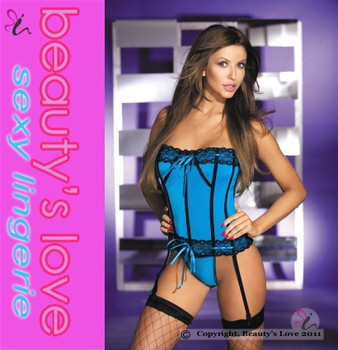 7ce6552a2 Open sex images sexy woman underwear waist shaper lingerie stretch blue  lycra tight lace up corset