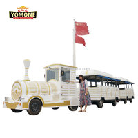 Hot sale outdoor electric tourist train for children and adults