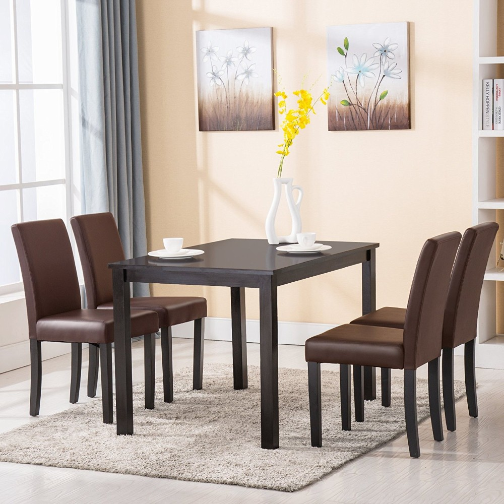 Dining Room Furniture Product: One Table And 4 Upholstered Chairs Alibaba Malaysia Used
