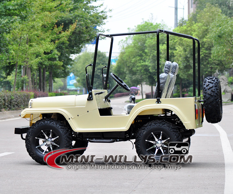High Speed 150cc/200cc Mini Jeep Willys Beautiful And Charming ...
