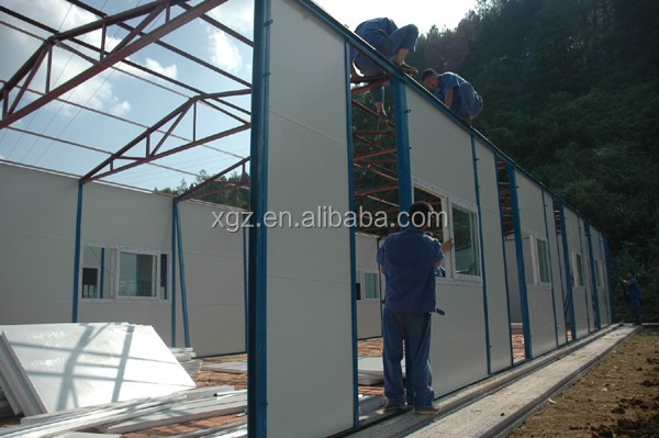 Factory Supply Cheap Steel Structure Workshop
