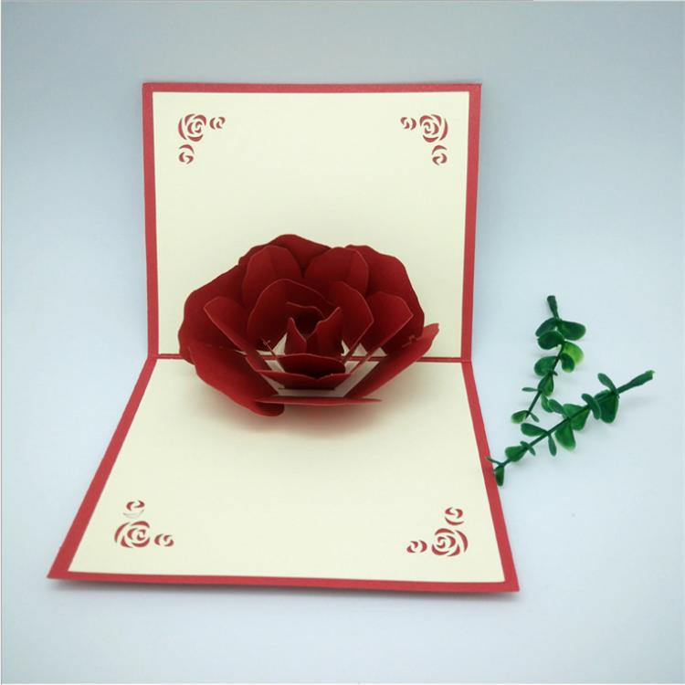 Розы с бумаги на открытки, тюльпаны