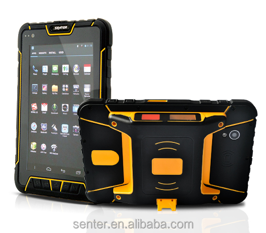 "ST907 7"" mobile computing industrial /Android rugged Smart Tablet with barcode scanner"