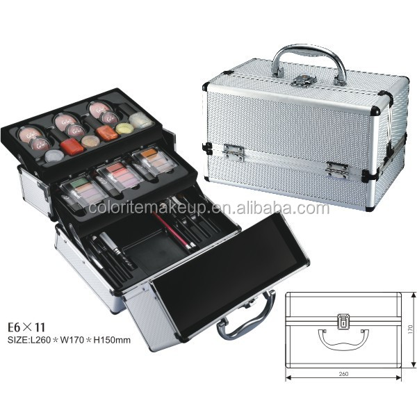 2015 Anycolor Hot Sale Cosmetic Set Make Up Kit