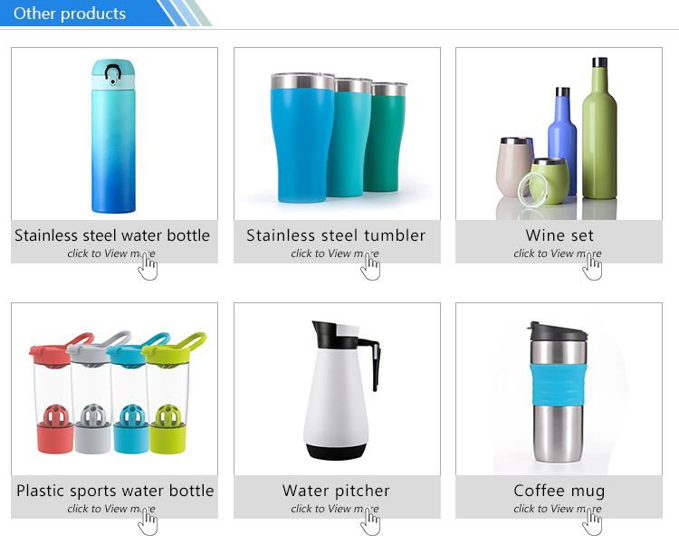 Commercio all'ingrosso Caldo BPA Libero Logo Personalizzato Doppia Parete di Plastica Muratore Vaso con Paglia