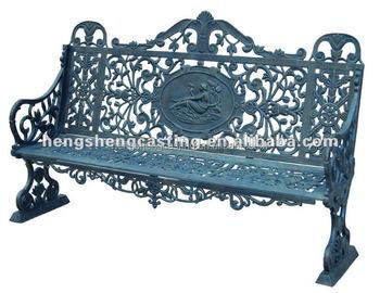 gusseisen parkbank bank garten gartenm bel antik gusseisen gartenbank buy product on. Black Bedroom Furniture Sets. Home Design Ideas