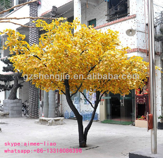 q122602 artificial ornamental foliage plants large outdoor bonsai