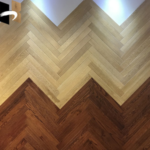 Engineered European Oak Parquet Flooring
