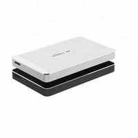 Blueendless portable hard drive for files storage mobile usb3.0 2.5 external hard drive 1tb