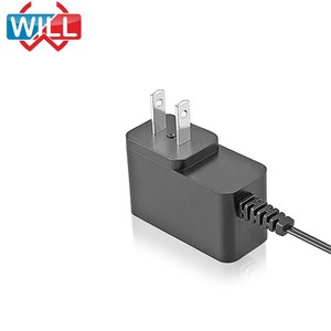 UL FCC SAA certified 5V 1A 2A US plug power supply 12V 1A wall mounted power adapter