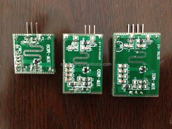 10 525ghz Microwave Motion Sensor Module Lighting