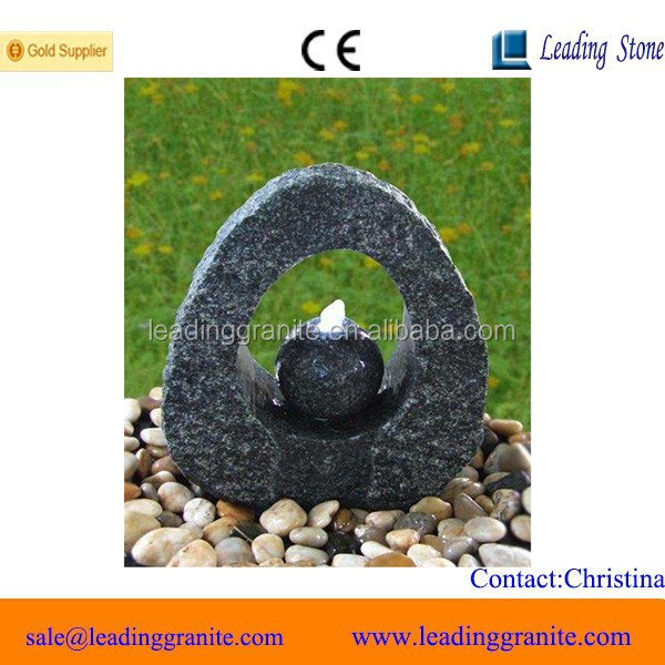 2015 new garden fountain design, electric water fountain