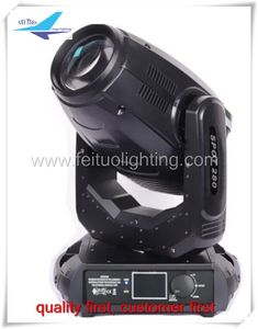 Hot moving head light robe pointe 280 spot wash 3in1 moving head beam spot wash
