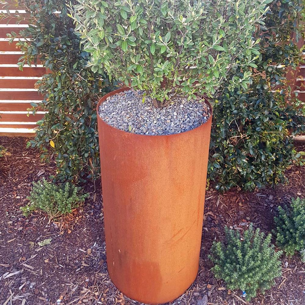 Cortenl Planters Homebase Canada Dallas Best Ideas About How To