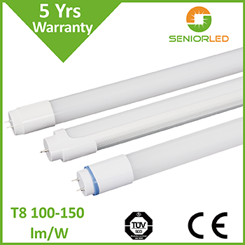 Dimmable Led Tube T8 Integrated Light With Lamp Holder