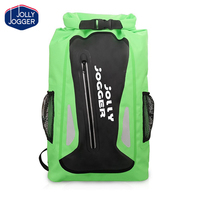 Waterproof Bag Dry Bag Two Additional Pockets Backpack for Kayaking, Beach, Rafting, Boating, Hiking, Camping, Fishing and Outdo