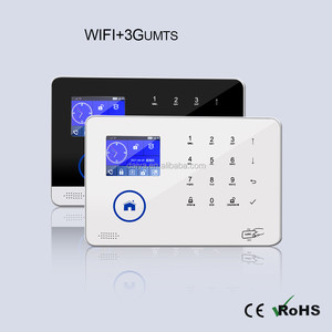 GSM alarm system wireless used in security for home alarms,home alarms