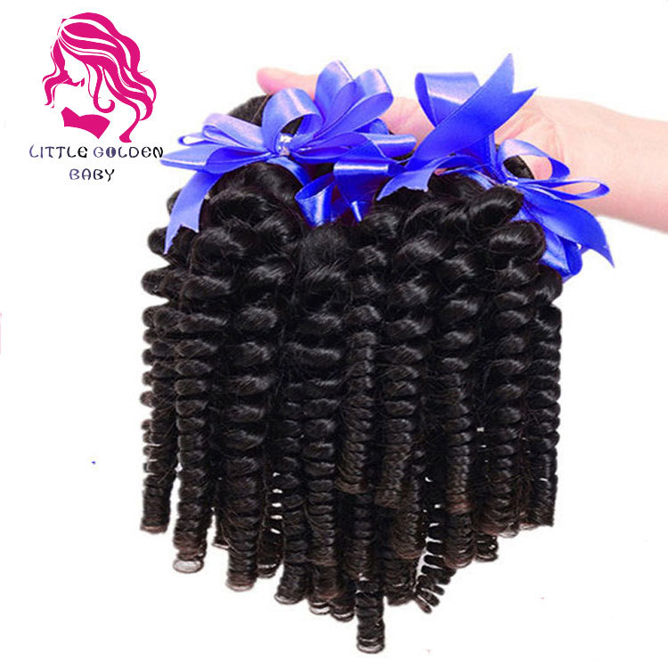 Mongolian afro Kinky Curly Virgin Hair Queen Hair Products 4pcs Mongolian Curly Virgin Hair Human Hair Extensions Weave Bundles