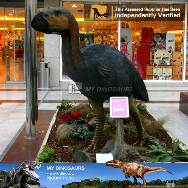 MY Dino-N162 Accepting Customiz simulation fantastic beasts statues