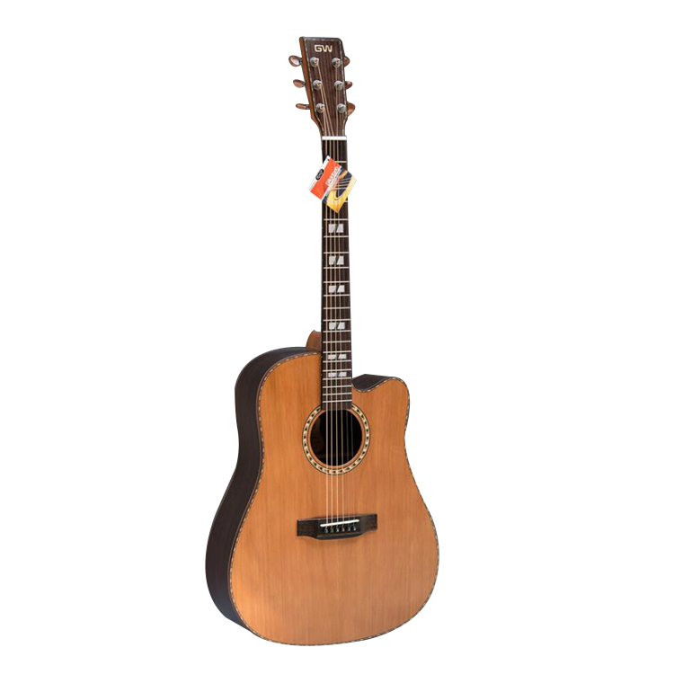 The Grade Brands Global Single Back Acoustic Guitar For Sale