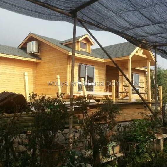 Cina prefabbricata case modulare casa villa casa di legno di pino russo rad casa progetti di - Casa modulare prefabbricata ...