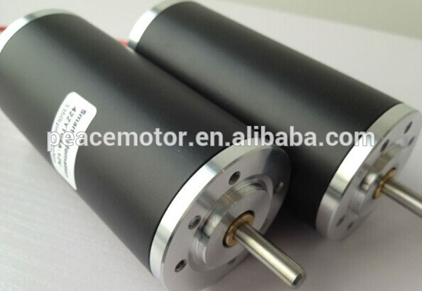Brushed Dc Motor 24v 250w Or 350w Model My1016z With Gear