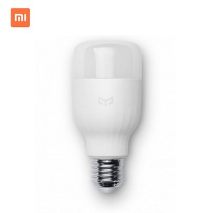 Original Version Xiaomi Yeelight Smart LED Bulb Wifi Remote Control Adjustable Brightness Eyecare Light Smart Bulb White Color