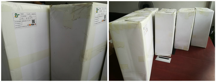Non-toxic breathable 1073D dupont tyvek paper in different size