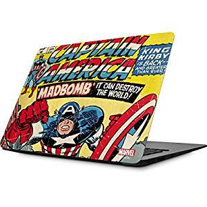 Marvel Comics MacBook Air 13.3 (2010/2013) Skin - Marvel Comics Captain America Vinyl Decal Skin For Your MacBook Air 13.3 (2010/2013)