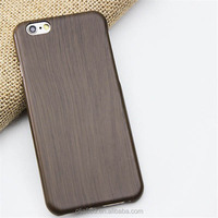 New arrival wood grain PU case for iphone7