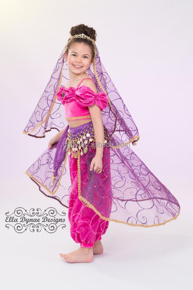 Popular Baby Girl Dancing Costumes Baby Girls Party Dress