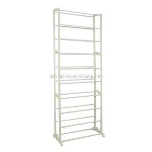 shoe racks for home space saving furniture metal industrial 30 pairs 10 tier shoe rack cabinet