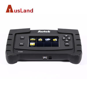 2018 Latest Autek IFIX969 Auto Diagnosis Scanner live data ABS SRS Scanner Immobilizer DPF 2 Years Free OBDII Scanner