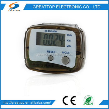 Wholesale China top rated pedometers