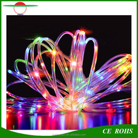 Solar String Lights 33FT 100 LED Copper Wire Rope Starry Ambiance Lighting for Christmas Outdoor Patio Gardens Homes Party
