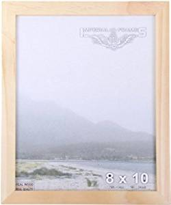 MyFrameStore No.639 Solid Wood Picture Photo/Diploma/Poster Frame, 11 by 14-Inch, Wood Finish