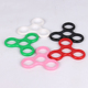Relieve stress plastic ABS Hand Spinner Toy Tri Fidget Finger Spinner