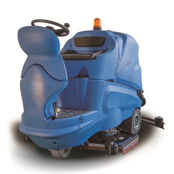 SDK 180 Automatic Small Ride On Electirc Floor Scrubber Dryer