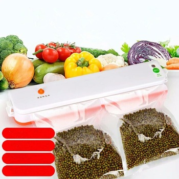 Automatic Food Sealer Vacuum Sealing System