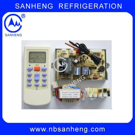 UL,UL,CE,RoHS Certification and Air Conditioner Parts,Air Conditioning Fitting Type electronic temperature control pcb board