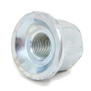 China fastener copper welding m3 flange nut